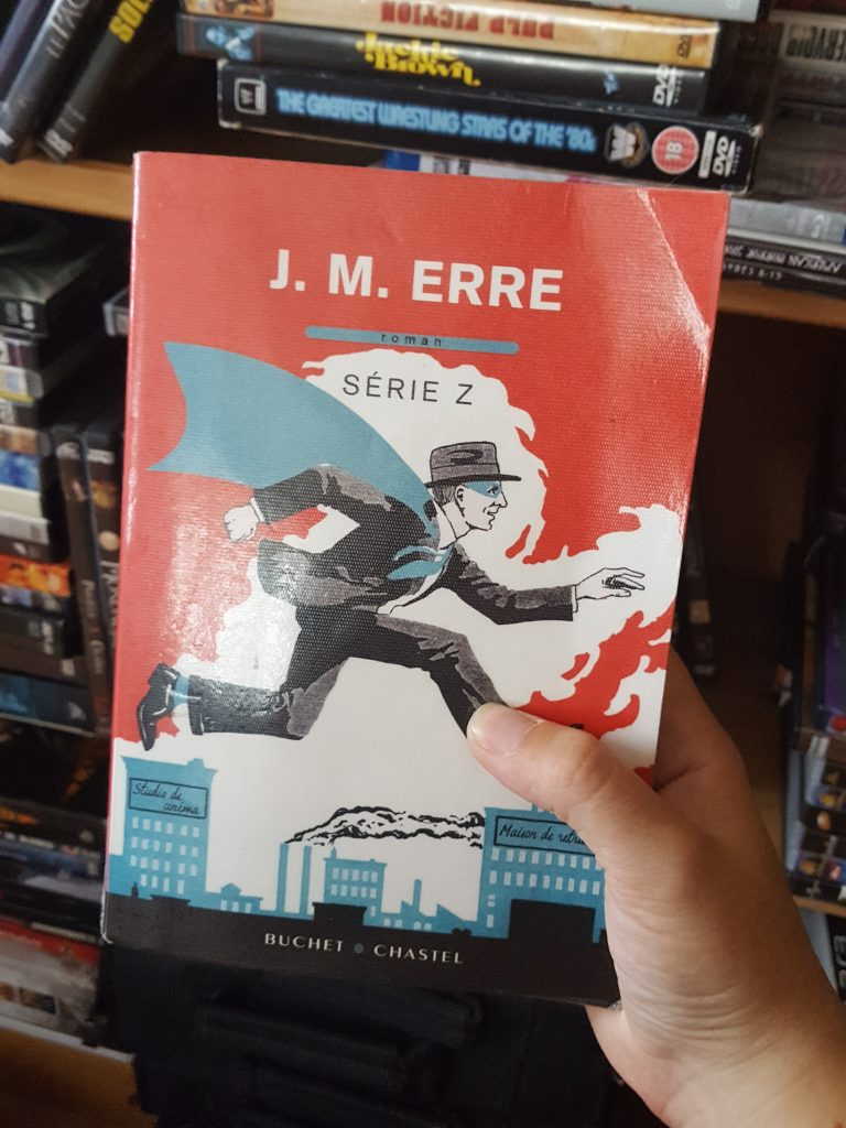 Série Z – J.M. Erre (Buchet Chastel)