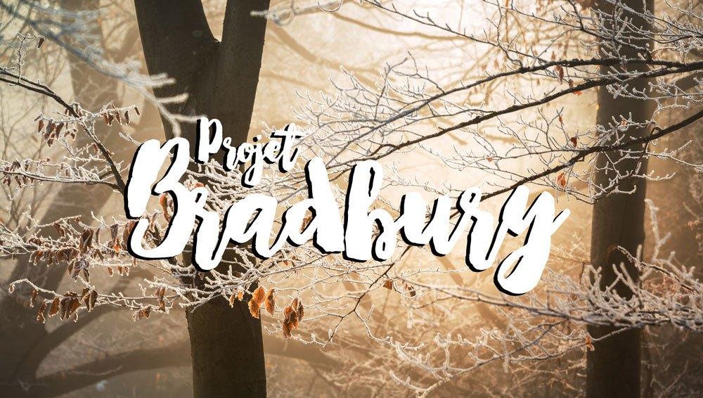 Le projet Bradbury de Neil Jomunsi