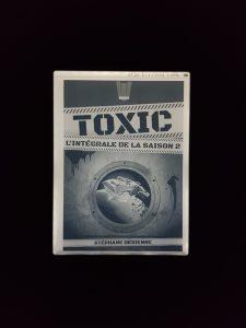 Toxic saisons 1 et 2 - Stéphane Desienne (Walrus)