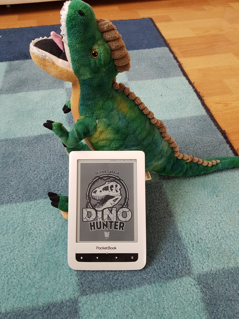 Dino hunter – Olivier Saraja (Walrus)