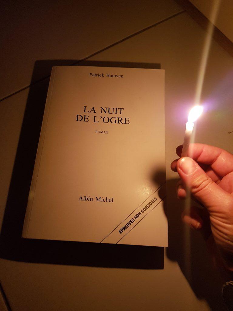 La nuit de l'ogre – Patrick Bauwen (Albin Michel)