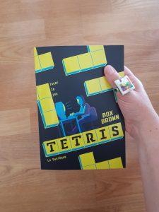 Tetris : Jouer le jeu - Box Brown (La Pastèque)
