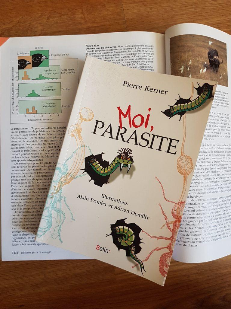Moi, parasite – Pierre Kerner (Belin)