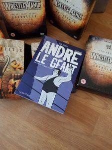 André le Géant - Box Brown (La Pastèque)