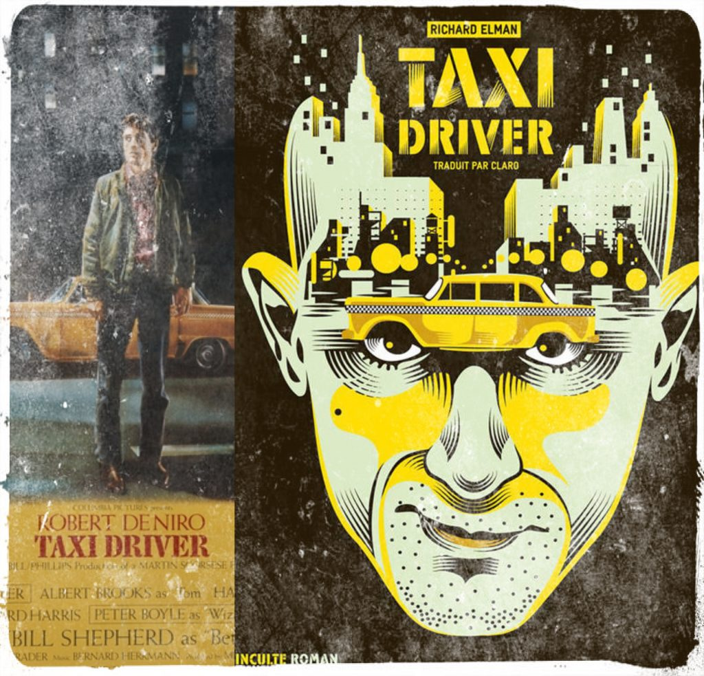 Taxi Driver – Richard Elman (Editions Inculte)