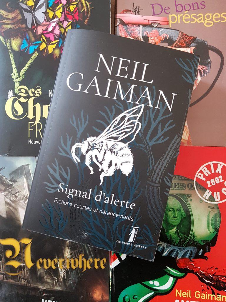 Lu – Signal d'alerte – Neil Gaiman (Au Diable Vauvert)