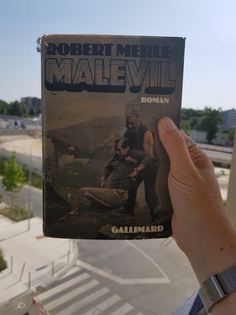 Lu – Malevil – Robert Merle (Gallimard)