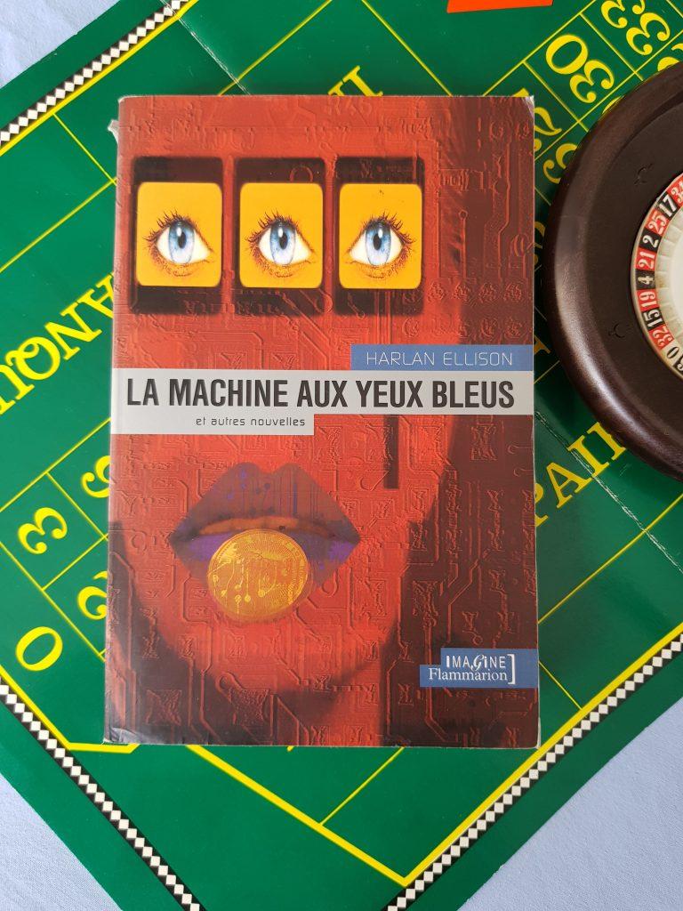 Lu – La machine aux yeux bleus – Harlan Ellison (Flammarion)